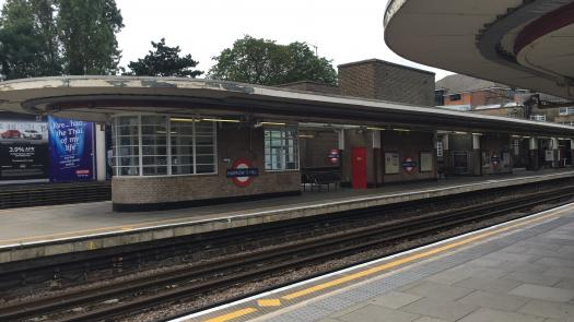 Harrow-on-the-Hill London Underground Station