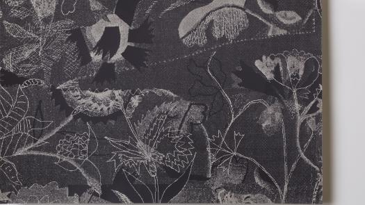 Gawthorpe Etched Wallpaper