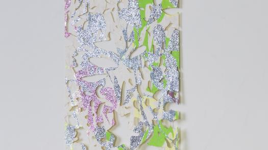 'Garden' Multi Paper Wall Sticker