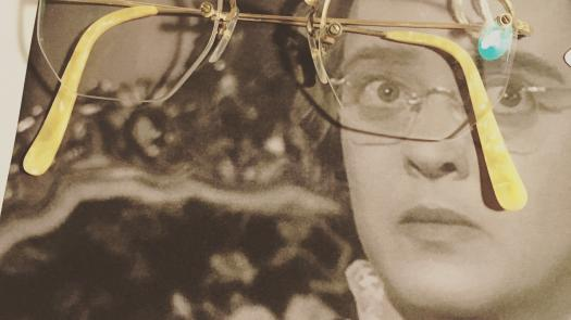 research for Platt project at General eyewear with Bette Davis as Miss Charlotte Vale : Now Voyager 1942 - Sue Platt