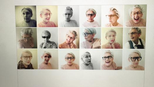 Never Make Passes?- for all the girls who wear glasses - test design