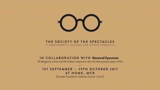 "The Society of The spectacles present ""Strelnikov's Glasses and Other Stories"""