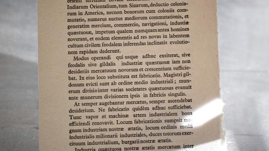 Factionis Communisticae Praeconium, 1562