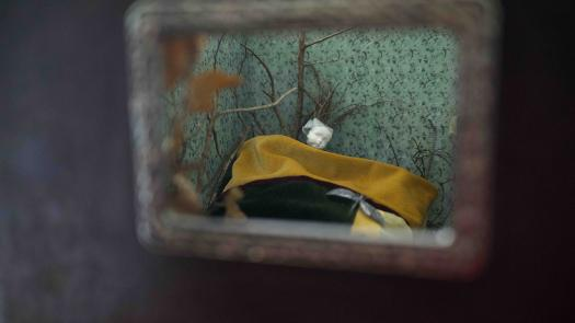 Grimm's Feast, peephole room