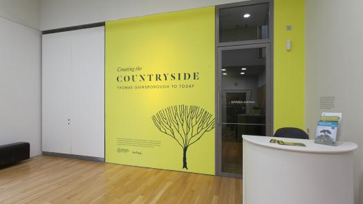 Creating the Countryside Exhibition, Compton Verney - Rosemary Shirley