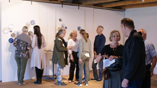 (y)Our Stories, exhibition opening, Guldagergaard, Denmark, 2016 - CJ O'Neill