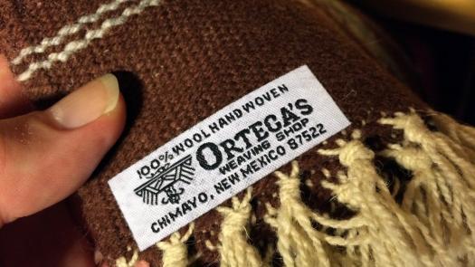 Chimayo Weaving