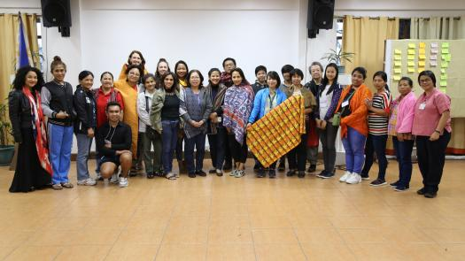 A Cordillera Weaving Network in the Making_From Workshop 19 Jan 2019 at University of The Philippines, Baguio