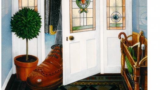 Foot in the Door - Ian McCullough