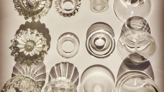 New persectives: Glass optic lenses - Kirsteen Aubrey