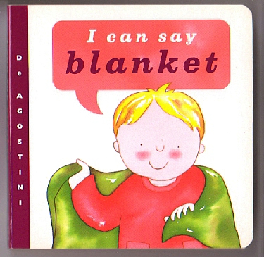 'I can say blanket'