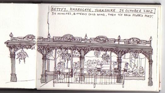 Betty's, Harrogate.