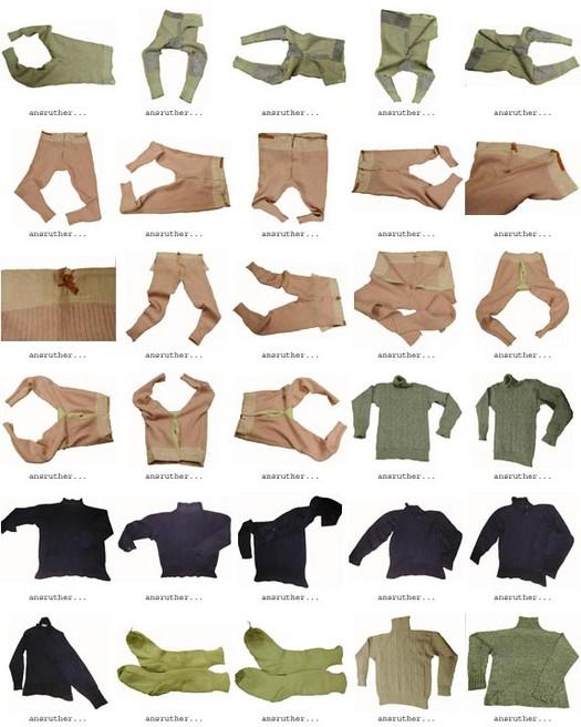 Historical seamless garments 4