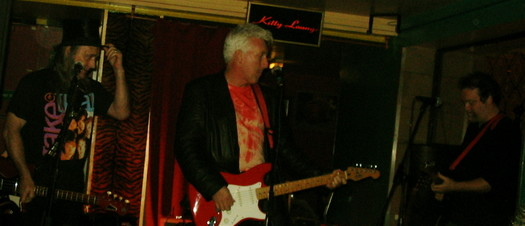 The Suns of Potto, Tiger Lounge, Manchester, 2006