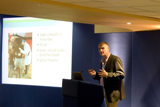 The North West, NHS Health Trainer Conference, Nov 06