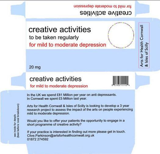 Arts on Prescription