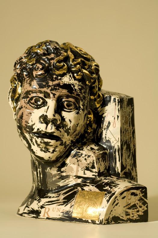 '200 Years, Slavery Now', Figure-head, 2007