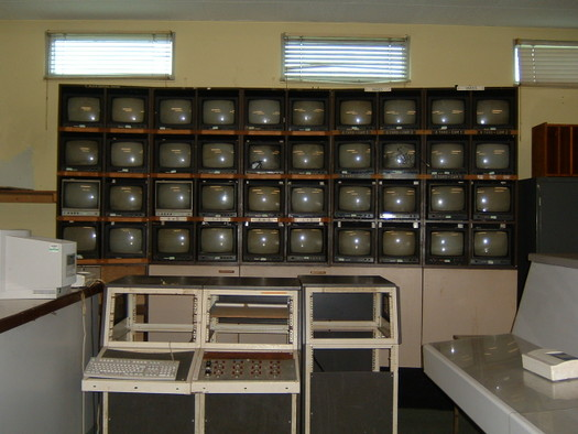 Control Room, Maze Prison June 2007