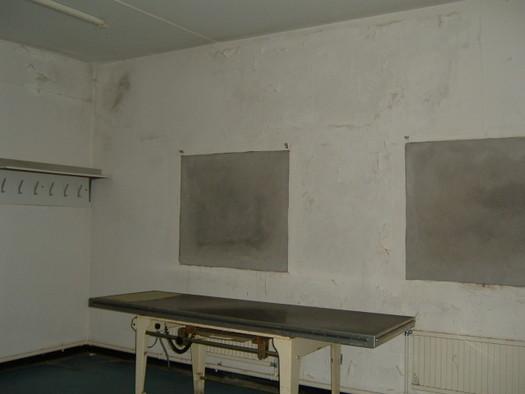 X-Ray Room, Former Hospital, Maze Prison