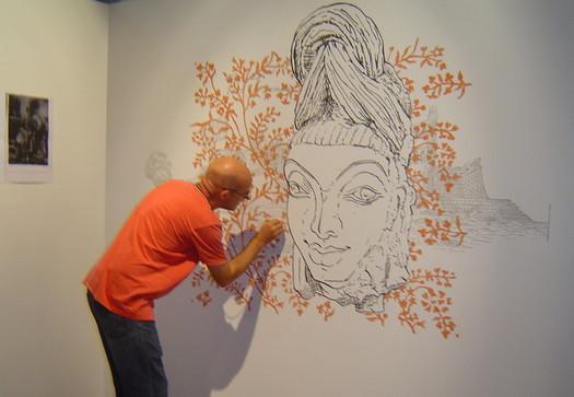 Making installation drawing