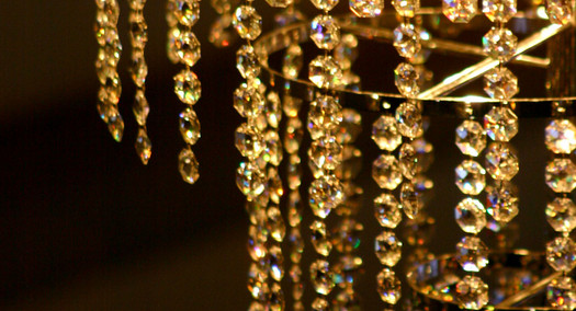 Garden of Light chandelier
