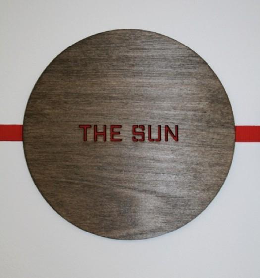 'THE SUN'