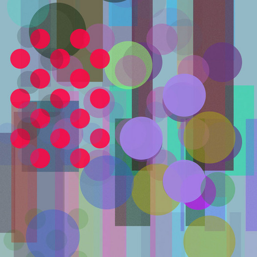Patterandom Stripe Spot Mix 001a