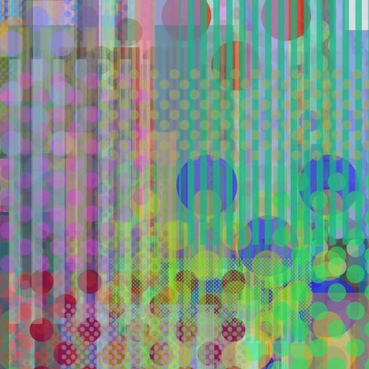 Patterandom Stripe Spot Mix 001q