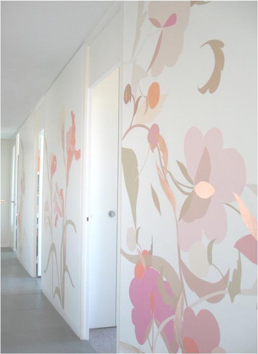 Barbican Wallpaper, London.