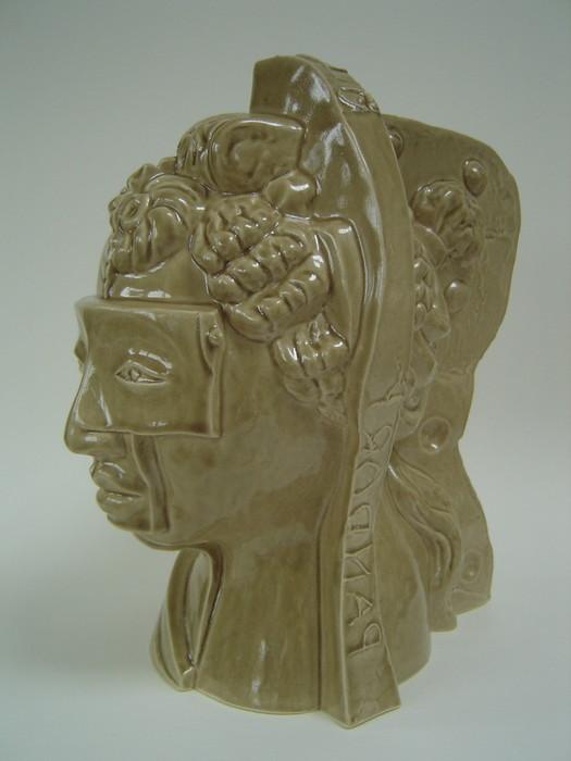 Frankenstein Head no. 1