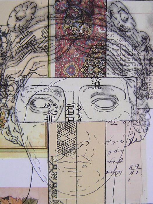 Pandora drawing