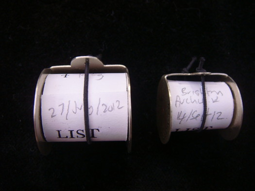 Spool lists (for special occassions)