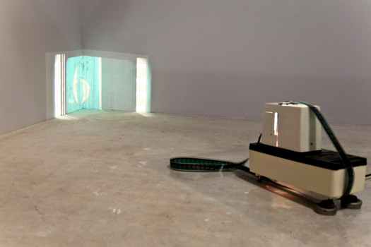 Six Pack, 2011, installation view