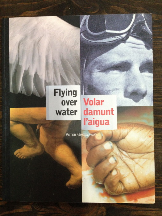 'Flying Over Water' by Peter Greenaway (1997)