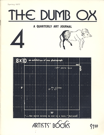 The Dumb Ox was founded in Los Angeles in 1976