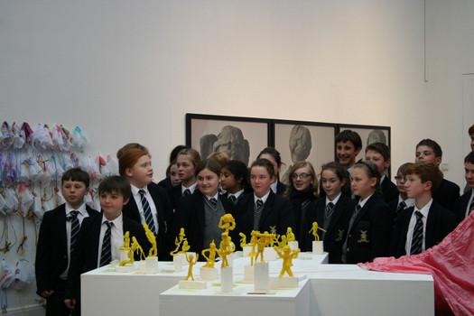 Grundy Art Gallery workshop