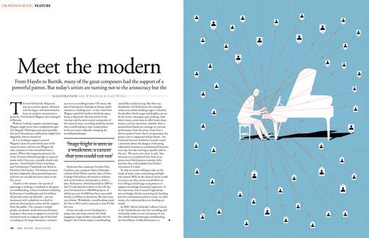 Meet The Modern, BBC Music