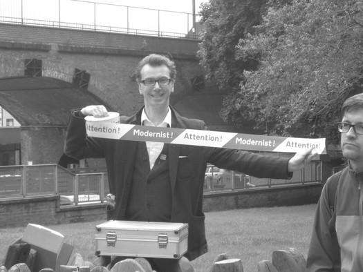 Jack Hale : Manchester Modernist Society