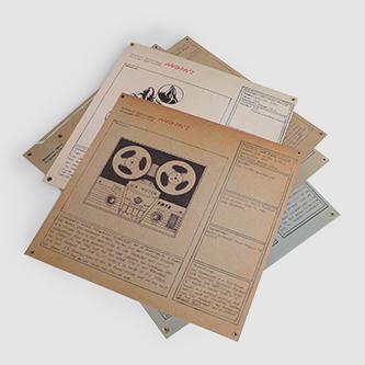 09. 2014: AUDINT - 'Martial Hauntology' (AUDINT Records)