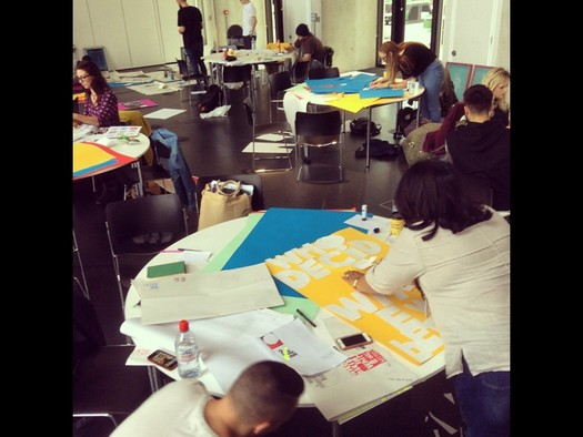 Poster Workshop