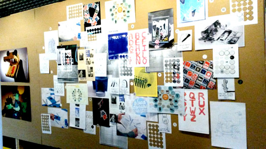 Unit X Level 4 Federation House Exhibition