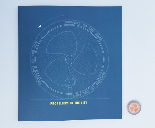 Propellers of the City - publication