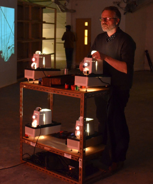 Society for Visual Education, 2015, 180 min, performance
