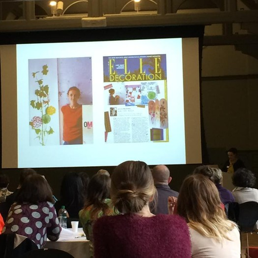 Rachel Kelly Keynote Speaker at Making It Conference 2015