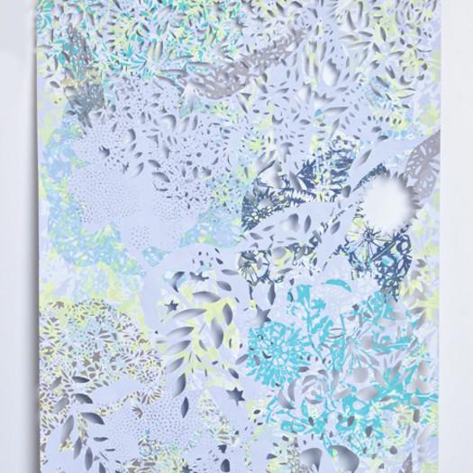 Kyoto Wallpaper by Rachel Kelly