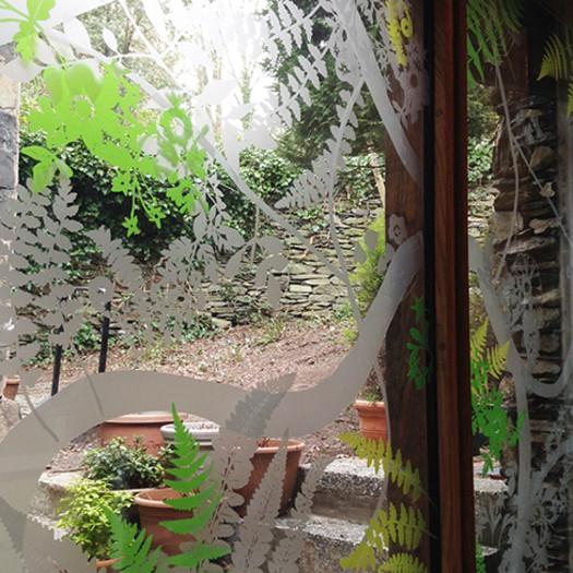 Armitt Museum Installation by Rachel Kelly