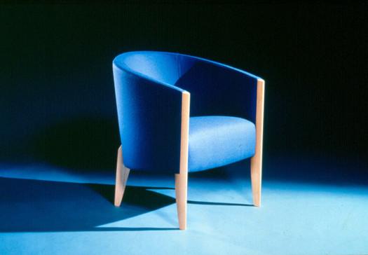 Ellipse Chair - Davison Highley