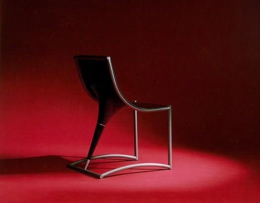 Marco Polo : Carbon Fiber Chair - Davison Highley