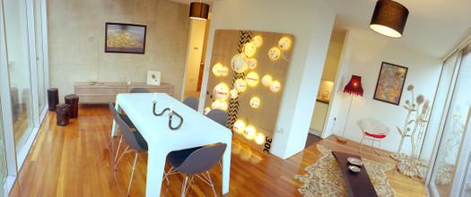 Urban Splash - apartment interior design