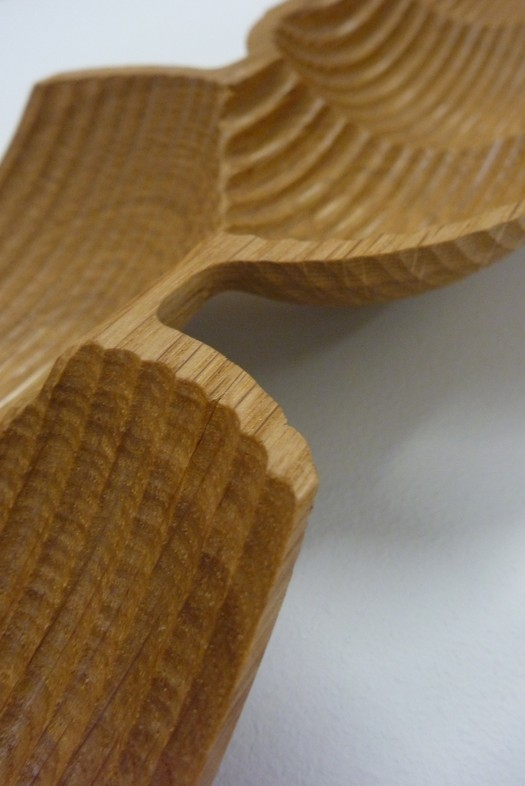 CNC Routed - Linked Elliptical Bowl